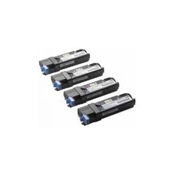 Cartuccia toner Oki compatibile C 5600 yellow con chip per OKI C 5600XX/ C 5700XX (2000 pagine)